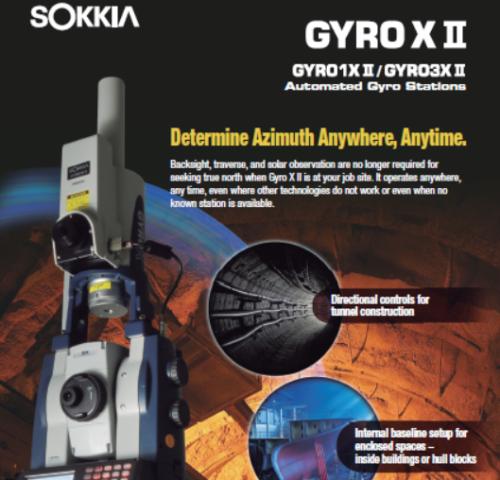 gyroXII