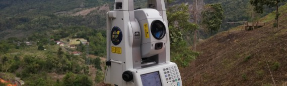 Installation of TOPCON MS1AXII and MSP RAPID™ ADMS at Bakaru, Sulawesi, Indonesia